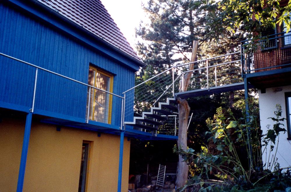 Balkonanlage Böhme
