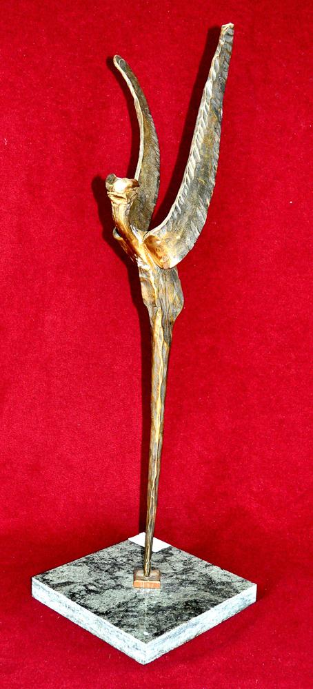 Bronzeengel