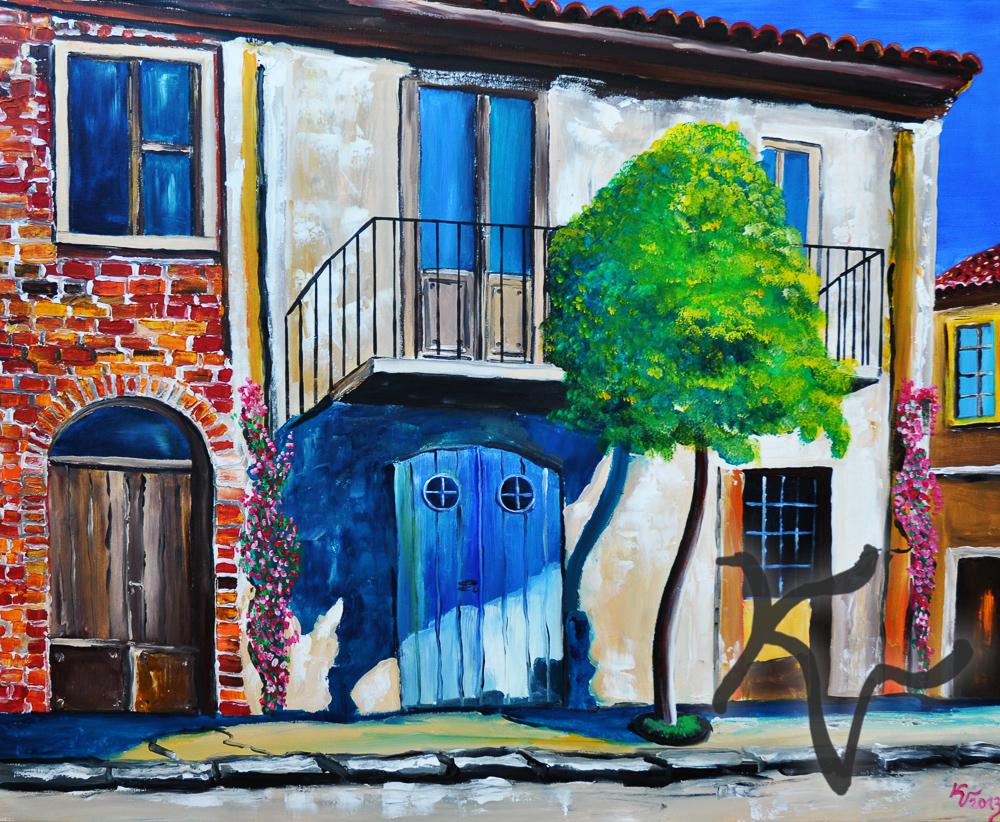 Korsica altes Haus