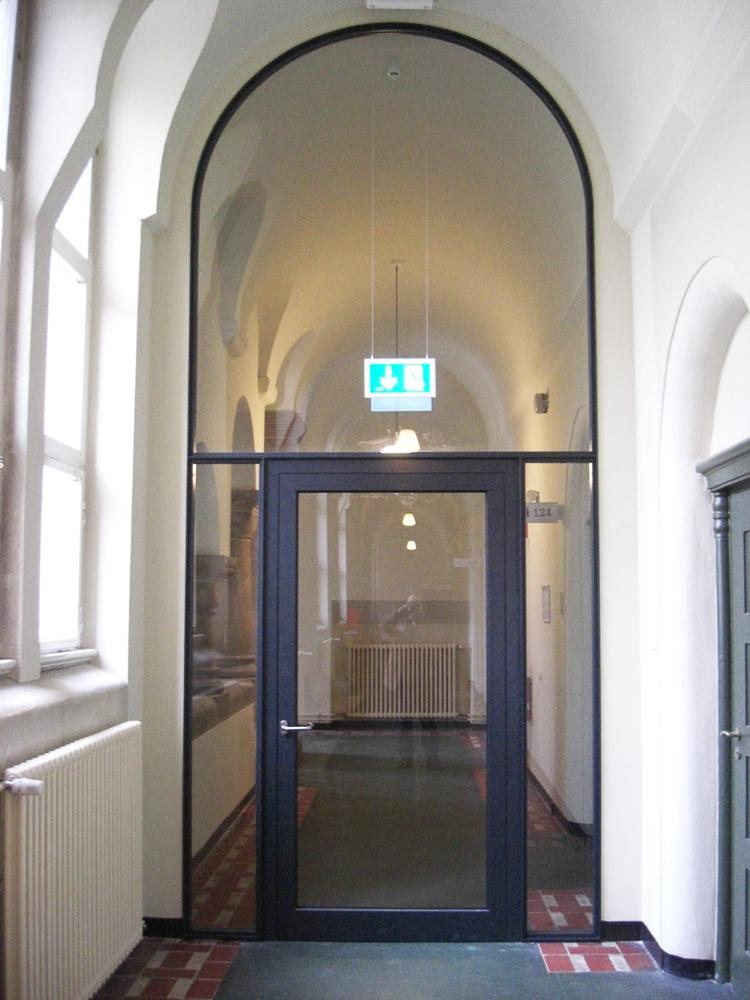 Türen fertig